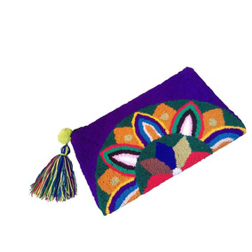 Cartera Sobre, Wayuu Clutch Lily