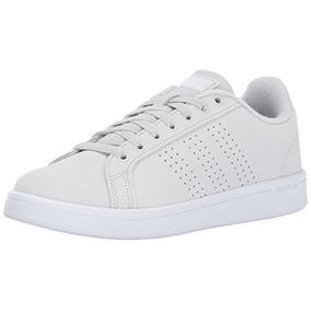 new concept a7844 f40e5 adidas Zapatillas Cf Ventaja Cl W De Mujeres , Gris Uno   Gr