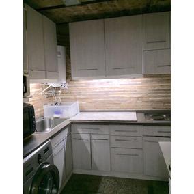 Muebles De Cocina Completos Usadas Madera Chubut - Amoblamientos ...