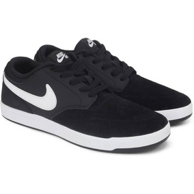 Zapatillas Nike Sb Fokus Black / White