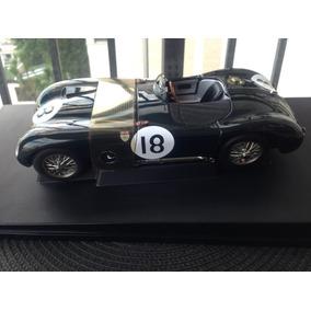 Autoart 1/18 85387 Jaguar C Type Lemans Winner ( Green)