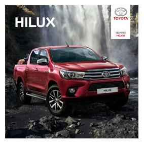 Manual Despiece Catalogo Toyota Hilux 2004 - 2012 Español