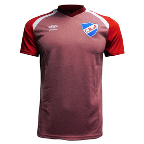Remera Niño Nacional M/c Coolmax Bordo 2018 Bolsoshop
