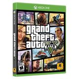 Grand Theft Auto V Gta 5 Para Xbox One Precio Especial