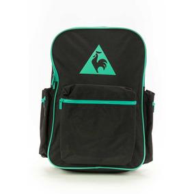 Mochila Le Coq Sportif Duo Color Backpack- Black Niños