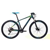 Bicicleta Vairo Xr 8.5 Linea 2018 Full Deore Rock Shox 20 V