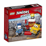 Puesto De Reparación De Guido Y Luigi -cars- Juniors - Lego