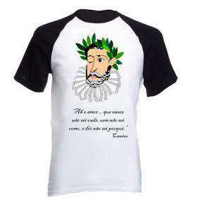 3f57e6fc57 Camões Lello - Camisetas e Blusas para Masculino no Mercado Livre Brasil