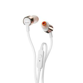 Jbl Audífonos In-ear T210, Manos Libres Acabado Metalico
