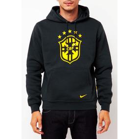 ca10b2aaef Moletom Brasil Seleção Brasileira Nike Original Tamanho P