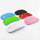 Mouse Inalambrico Optico Usb + Regalos Desde 2 Pzas