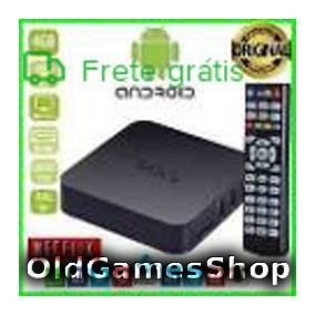 Tvbox Android Emulador Atari Snes Megadrive + 7200 Jogos