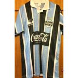 81bd19e4b7 Uniforme Futebol De Campo Jogo - Camisa Grêmio Masculina no Mercado ...