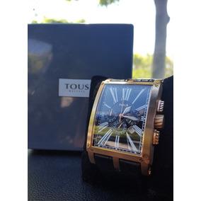 91cd713f4aa5 Reloj Tous Dorado Delgadito Sol1 - Reloj para Hombre en Mercado ...