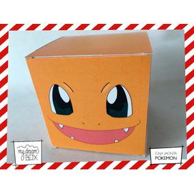 bbbaaff48 Cajas Sobres Pokemon - Souvenirs para Cumpleaños Infantiles en ...