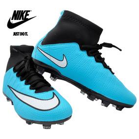 Chuteiras Nike Botinha Trava Mista - Chuteiras para Adultos no ... df7fa8c74b71e