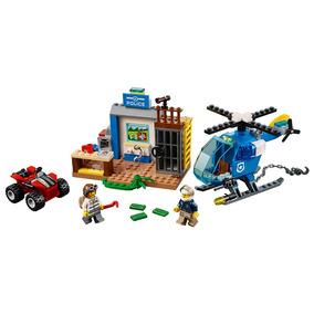Lego Lego Juniors - Perseguição Policial Na Montanha