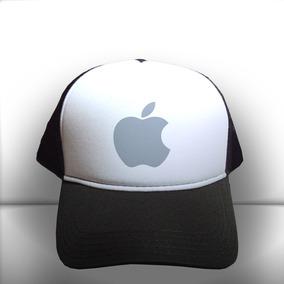 Bone apple bones acessrios da moda no mercado livre brasil bon apple logo preto e branco trucker frete grtis altavistaventures Choice Image