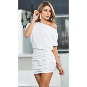 Vestidos Para Fiesta Para Playa Blanco Ropa Bolsas y Calzado en