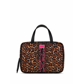 Portacosméticos Valija Victorias Secret Animal Print
