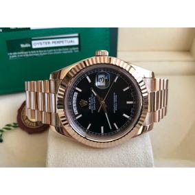 e9c857bec01 Relogio Rolex Presidente Medio 31mm De Luxo Masculino - Relógios De ...