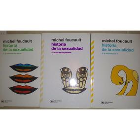 Historia De La Sexualidad - Foucault - Obra Completa