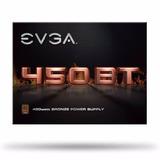 Fuente De Poder Evga 450bt 450w 80+ Plus Bronze