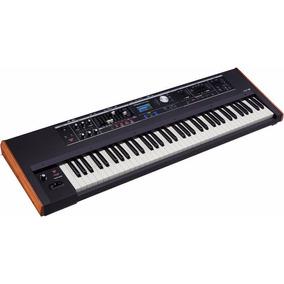 Teclado Roland Vr-730 V-combo Orgao E Pianos Eletricos