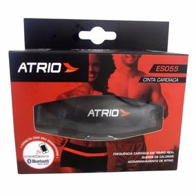Cinta Cardíaca Atrio Es055 Com Bluetooth - Preta Multilaser
