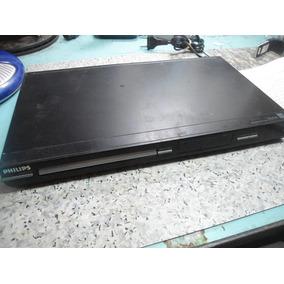 Dvd Player Philips Dvp-3124 Para Reparo Ou Peças