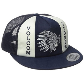 Gorra Volcom, Mod. Jock Cheese Hat, Color Nvy.