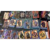 Cartas De Marvel Avengers Colección Completa + Coleccionador