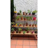 Estanterias Madera Todo para Jardines y Exteriores en Mercado