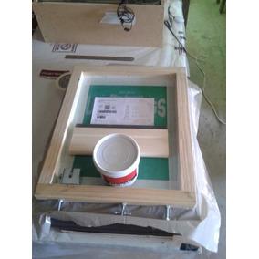 Serigrafia Kit Com Tinta +rodo+tela Silk (com Art Gravada). R  179 99 7f562f385523f