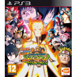 Naruto Ultimate Ninja Storm Revolution Ps3 Digital