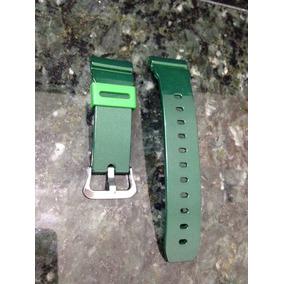 Pulseira Casio G Shock Dw6900 Verde Glossy