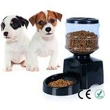 Comedouro Alimentador Automático Digital Cães Cachorro Gato
