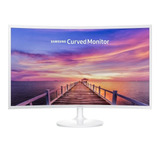 Monitor Curvo Led 32 Samsung Cf391 Full Hd 4ms 3 Años Gtia
