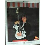 Poster Paul Mc Cartney 56 X 42