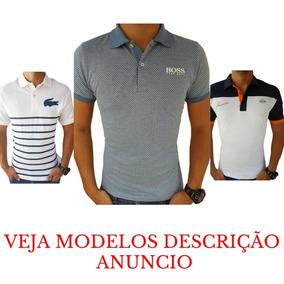 b78209ef6 Camiseta Polo Camisa Kit Peruanas Originais Atacado 20 Pçs