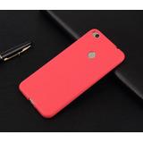 Funda Protector Case Xiaomi Redmi 4x De Tpu Silicona Fucsia
