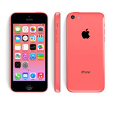 Celular Apple Iphone 5c 8gb Rosado - Dracmastore 6 Pagos