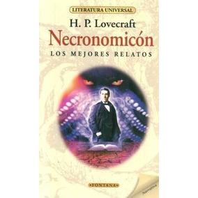 H.p. Lovecraft. Necronomicón. Los Mejores Relatos