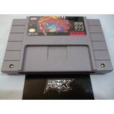 Super Metroid (r3pr0) Super Ninte Snes Game Fenix 549. Graba