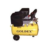 Compresor De Aire 2hp 50lt. Goldex