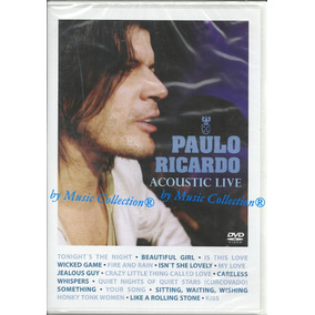 Paulo Ricardo - Acoustic Live