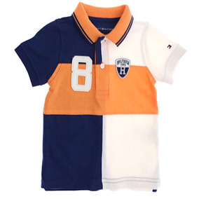 Remate Set Tommy Hilfiger 2 Polos Bebe 12 M Playera C580 eb2ee2a6f35d4