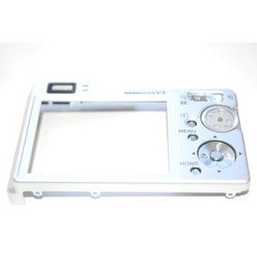 Gabinete Traseiro Sony Super Steadyshot Dsc-w80
