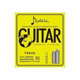Mayoreo 3 Pz-cuerdas Para Guitarra Acustica