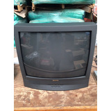 Television A Color Sanyo 27